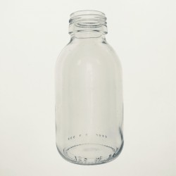 FRASCO TRANSPARENTE 250 ML....